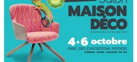 Salon de l'Habitat Poitiers – Rendez-nous visite sur le stand 154